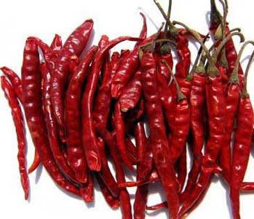 341 Dried Red Chili
